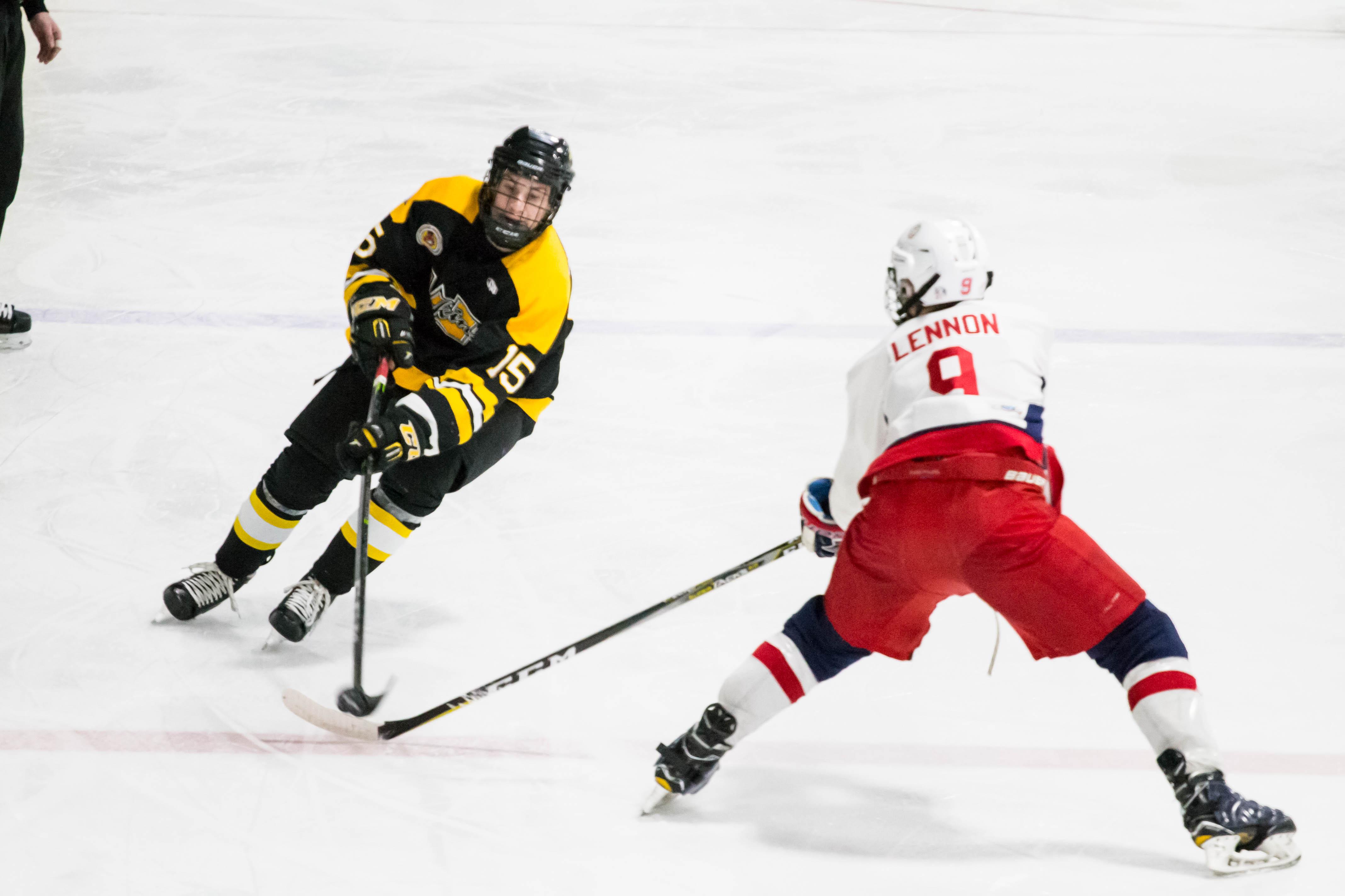 Kitchener Dutchmen vs Waterloo Siskins - Game 6   519 Sports Online